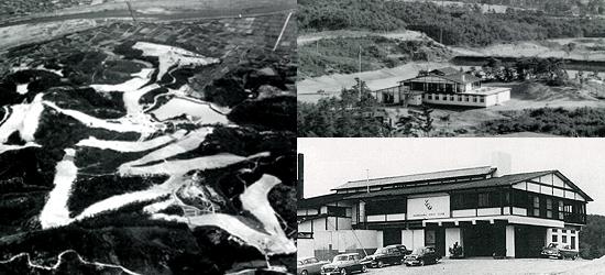 オープン当初の加古川ゴルフ倶楽部